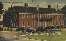 pst001095 - St Albans, VT USA,  Post Office Postcard, Postoffice Post Card Old Vintage Antique