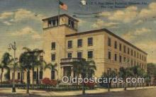 pst001098 - Orlando, FL USA,  Post Office Postcard, Postoffice Post Card Old Vintage Antique