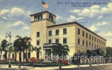 pst001109 - Orlando, FL USA,  Post Office Postcard, Postoffice Post Card Old Vintage Antique