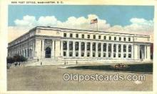 pst001116 - Washington, DC USA,  Post Office Postcard, Postoffice Post Card Old Vintage Antique