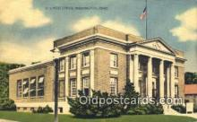 pst001125 - Wilmington, OH USA,  Post Office Postcard, Postoffice Post Card Old Vintage Antique