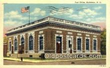 pst001128 - Rochester, NH USA,  Post Office Postcard, Postoffice Post Card Old Vintage Antique