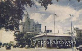pst001132 - St Petersburg, FL USA,  Post Office Postcard, Postoffice Post Card Old Vintage Antique