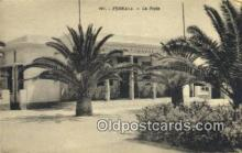 pst001164 - Fedhala,  Post Office Postcard, Postoffice Post Card Old Vintage Antique