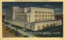 pst001165 - Norfolk, VA USA,  Post Office Postcard, Postoffice Post Card Old Vintage Antique