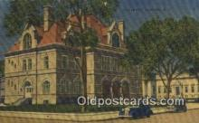 pst001181 - Concord, NH USA,  Post Office Postcard, Postoffice Post Card Old Vintage Antique
