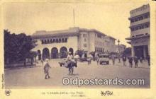 pst001198 - Casablanca,  Post Office Postcard, Postoffice Post Card Old Vintage Antique
