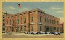 pst001221 - Steubenville, OH USA,  Post Office Postcard, Postoffice Post Card Old Vintage Antique