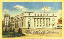 pst001247 - Syracuse, NY USA,  Post Office Postcard, Postoffice Post Card Old Vintage Antique