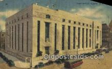 pst001294 - Albany, NY USA,  Post Office Postcard, Postoffice Post Card Old Vintage Antique