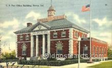 pst001298 - Dover, DE USA,  Post Office Postcard, Postoffice Post Card Old Vintage Antique