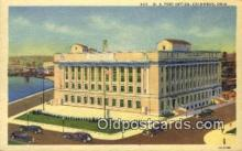 pst001305 - Columbus, OH USA,  Post Office Postcard, Postoffice Post Card Old Vintage Antique