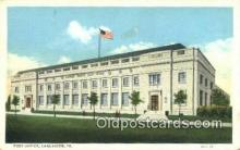 pst001313 - Lancaster, PA USA,  Post Office Postcard, Postoffice Post Card Old Vintage Antique