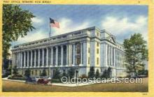 pst001327 - Newark, NJ USA,  Post Office Postcard, Postoffice Post Card Old Vintage Antique