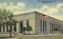 pst001330 - Oak Park, IL USA,  Post Office Postcard, Postoffice Post Card Old Vintage Antique