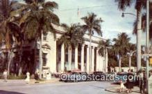 pst001332 - Ft Myers, FL USA,  Post Office Postcard, Postoffice Post Card Old Vintage Antique