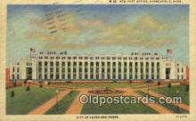 pst001339 - Minneapolis, MN USA,  Post Office Postcard, Postoffice Post Card Old Vintage Antique