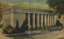 pst001345 - Westerly, RI USA,  Post Office Postcard, Postoffice Post Card Old Vintage Antique