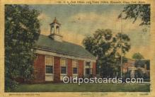 pst001356 - Cape Cod, Mass USA,  Post Office Postcard, Postoffice Post Card Old Vintage Antique
