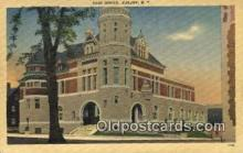 pst001389 - Auburn, NY USA,  Post Office Postcard, Postoffice Post Card Old Vintage Antique