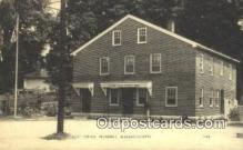 pst001391 - Pepperell, MA USA,  Post Office Postcard, Postoffice Post Card Old Vintage Antique