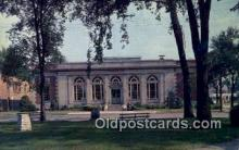 pst001399 - Oneida, NY USA,  Post Office Postcard, Postoffice Post Card Old Vintage Antique