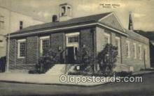pst001403 - Everett, PA USA,  Post Office Postcard, Postoffice Post Card Old Vintage Antique