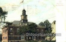 pst001404 - Brockton, MA USA,  Post Office Postcard, Postoffice Post Card Old Vintage Antique