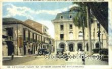 pst001405 - Panama, Rep of Panama,  Post Office Postcard, Postoffice Post Card Old Vintage Antique