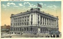 pst001411 - Cleveland, OH USA,  Post Office Postcard, Postoffice Post Card Old Vintage Antique