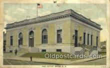 pst001412 - Dover, NH USA,  Post Office Postcard, Postoffice Post Card Old Vintage Antique