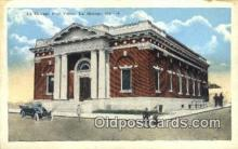 pst001440 - La Grange, GA USA,  Post Office Postcard, Postoffice Post Card Old Vintage Antique