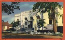 pst001462 - Long Island, NY USA,  Post Office Postcard, Postoffice Post Card Old Vintage Antique