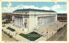 pst001474 - Denver, CO USA,  Post Office Postcard, Postoffice Post Card Old Vintage Antique