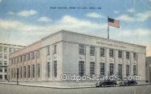 pst001488 - Post Office Fond Du Lac Wis USA Postoffice Old Vintage Post Card Postcards