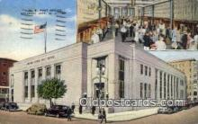 pst001512 - US Post Office Atlantice City NJ USA Postoffice Old Vintage Post Card Postcards