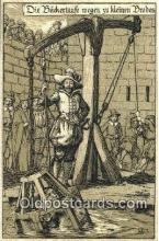 pun001004 - Punishment Tourcher Postcard Postcards