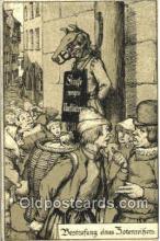 pun001005 - Punishment Tourcher Postcard Postcards