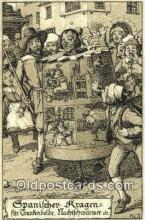 pun001009 - Punishment Tourcher Postcard Postcards