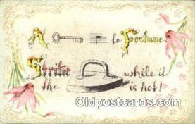 puz001008 - Puzzle Postcard Postcards