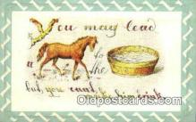 puz001021 - Puzzle Postcard Postcards