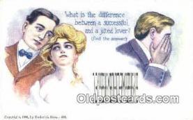 puz001034 - Puzzle Postcard Postcards