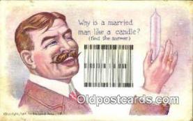 puz001035 - Puzzle Postcard Postcards