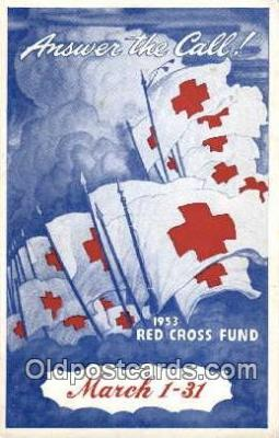 red001045 - Red Cross Postcard Postcards