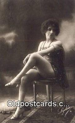 repro1247 - Reproduction # 166 Nude Postcard Post Card