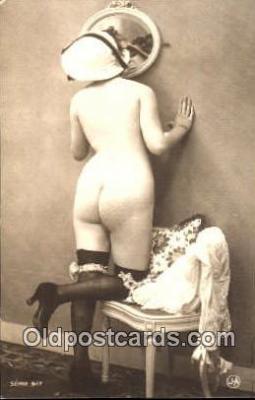 repro280 - Reproduction Nude Nudes Postcard Postcards