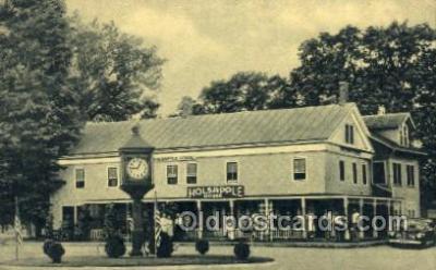 res001328 - Holsapple, Copake, New York NY USA Restaurant Old Vintage Antique Postcard Post Cards