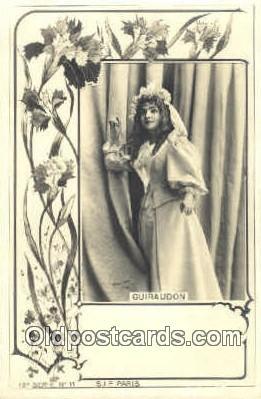reu001035 - Reutlinger Paris Postcard Postcards