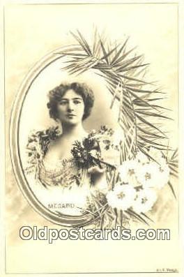 reu001043 - Reutlinger Paris Postcard Postcards