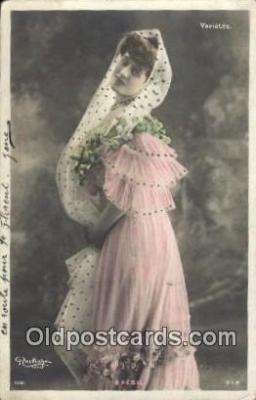 reu001083 - Reutlinger, Paris Reutlinger Postcard Postcards